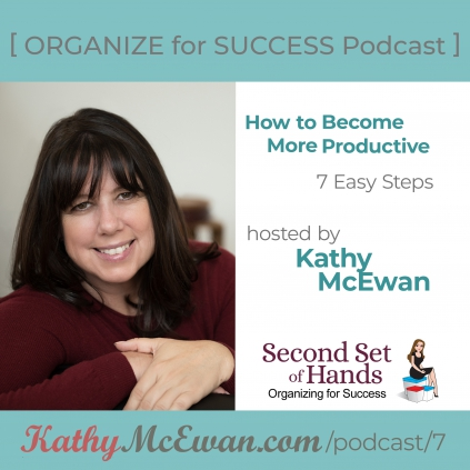 How to Become More Productive – 7 Easy Steps
