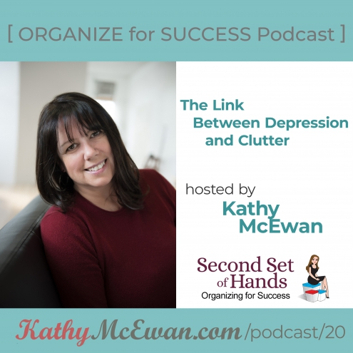 The link between depression and clutter