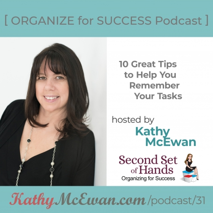 10 Great Tips to Help You Remember Your Tasks