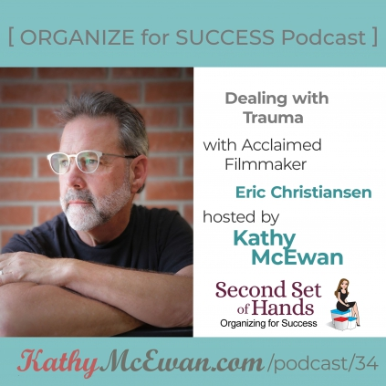 Dealing with Trauma with Acclaimed Filmmaker Eric Christiansen