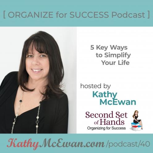 5 Key Ways to Simplify Your Life