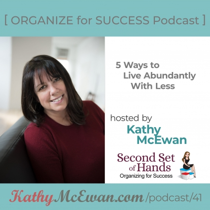 5 Ways to Live Abundantly with Less